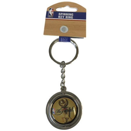 Cleveland Cavaliers 2016 Nba Champions Wine Red   Yellow Spinning Keychain