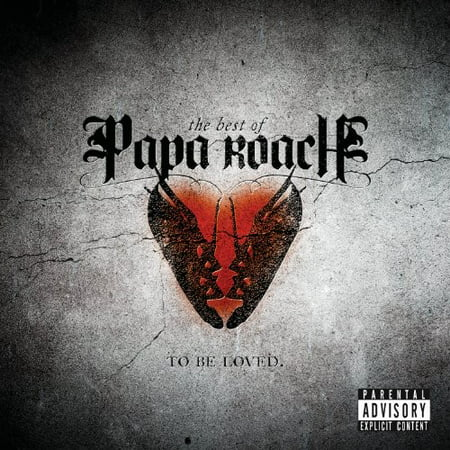 ...To Be Loved: The Best Of Papa Roach (CD)