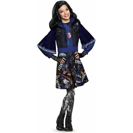 disney the descendants evie isle of the lost child halloween costume