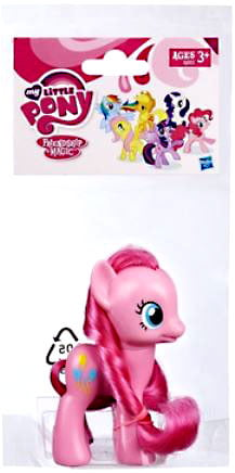 My Little Pony 3 Inch Bagged Pinkie Pie Figure by Hasbro