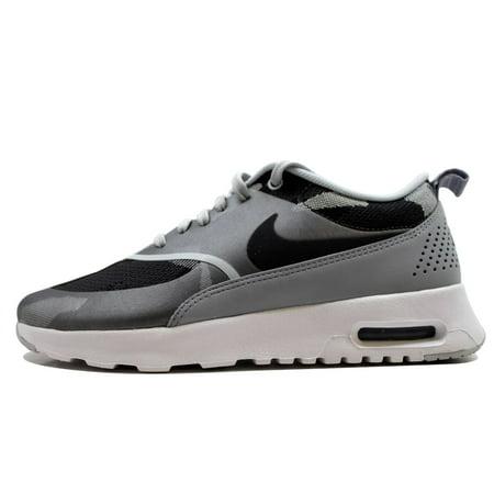 the latest c7884 ef7dc Nike - Nike Womens Air Max Thea JCRD Jacquard Pure PlatinumBlack-Wolf  Grey 844955-002 - Walmart.com