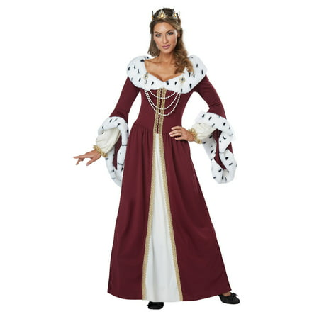 Queen Mary California Halloween (Royal Storybook Queen Adult)