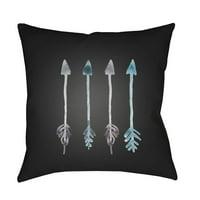 Surya Arrows Outdoor Pillow
