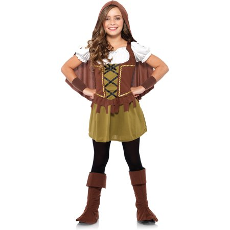 Sweetheart Robin Hood Child Halloween Costume](Halloween Costume Robin Hood)