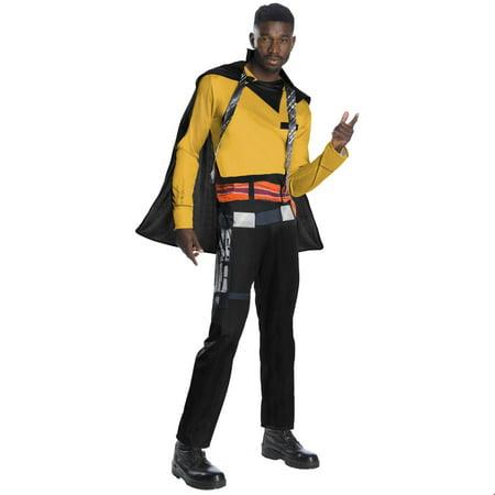 Star Wars Mens Deluxe Emperor Palpatine Costume (XL)