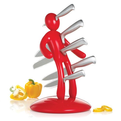 The Ex Knife Holder 2nd Edition Red