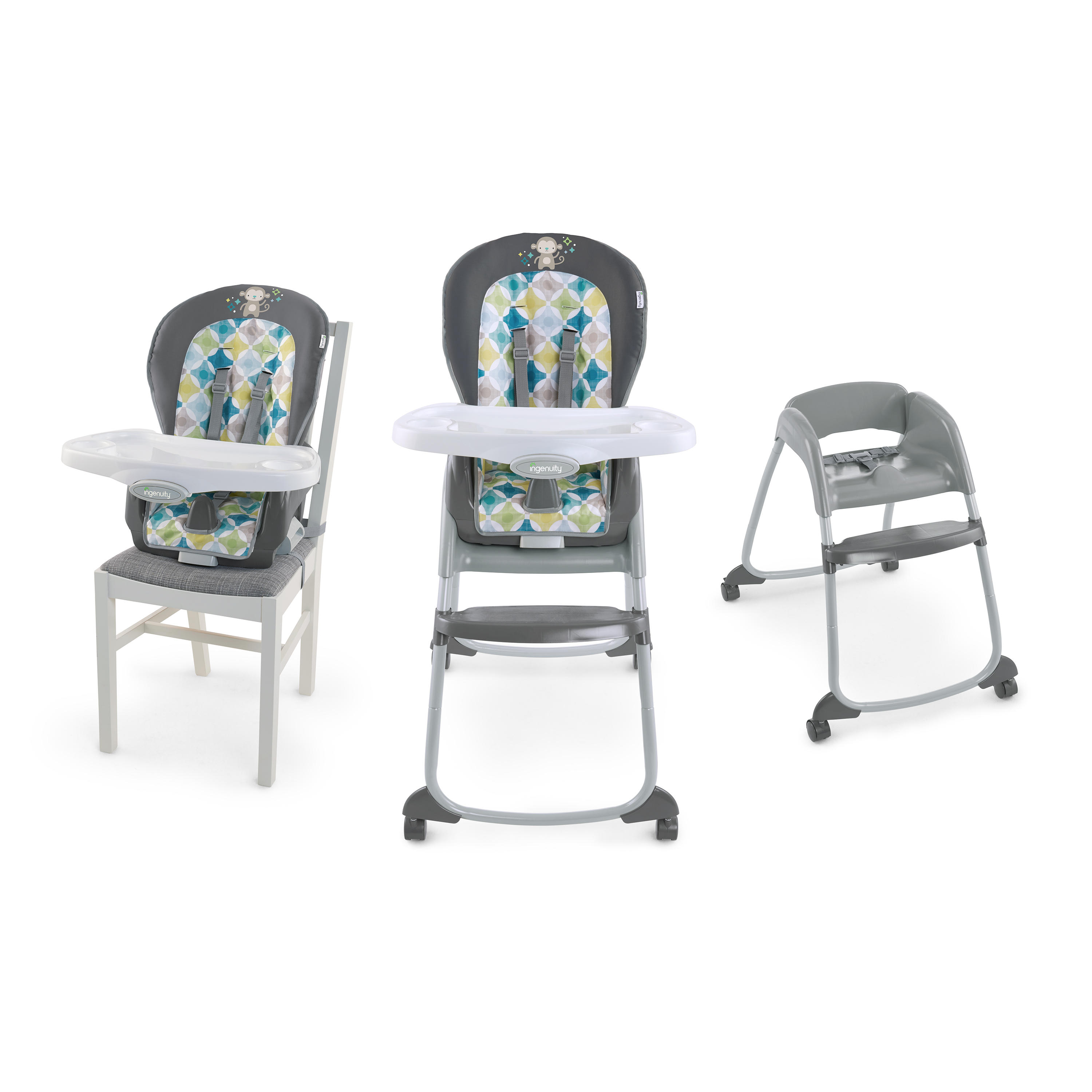 Ingenuity Trio 3 In 1 High Chair Moreland