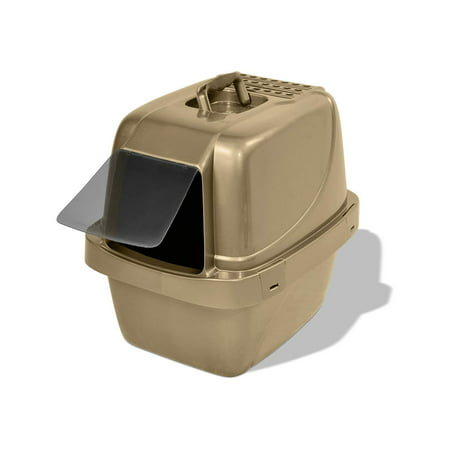 Van Ness Sifting Enclosed Cat Litter Box, Large (Car Lighter Cover)