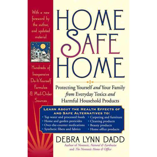 Home Safe Home: Creating a Healthy Home Environment by Reducing Exposure to Toxic Household Products