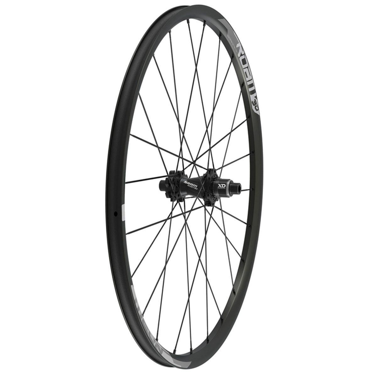 SRAM Roam 30 XD Tubeless Compatible Disc Bicycle Wheel - 29 inch Rear - 00.1918.185.008