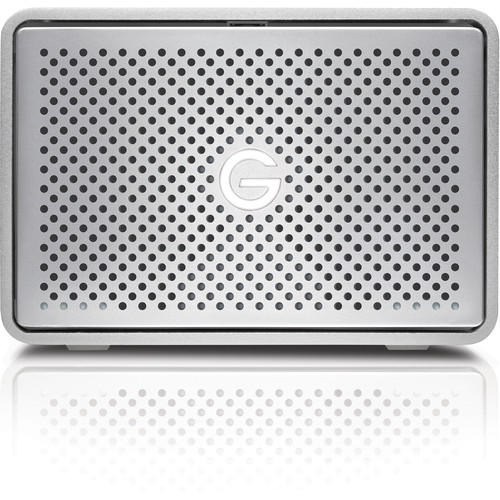 G-Technology G-RAID USB Removable Dual Drive Storage Syst...