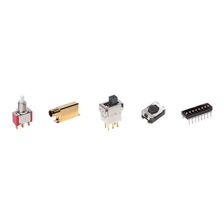 PVA10AH3, Switch Key ON OFF DPST 0.1A 32VDC 3VA 1.2N PC Pins Thru-Hole Automotive (25 items) ()
