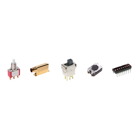 7108SY9AV2QESwitch Toggle ON None Mom SPDT Round Lever PC Pins 5A 250V