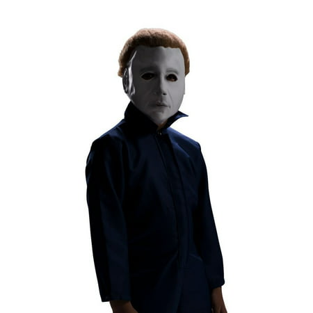 Halloween Michael Myers Mask with Wig - Michael Meyer Halloween