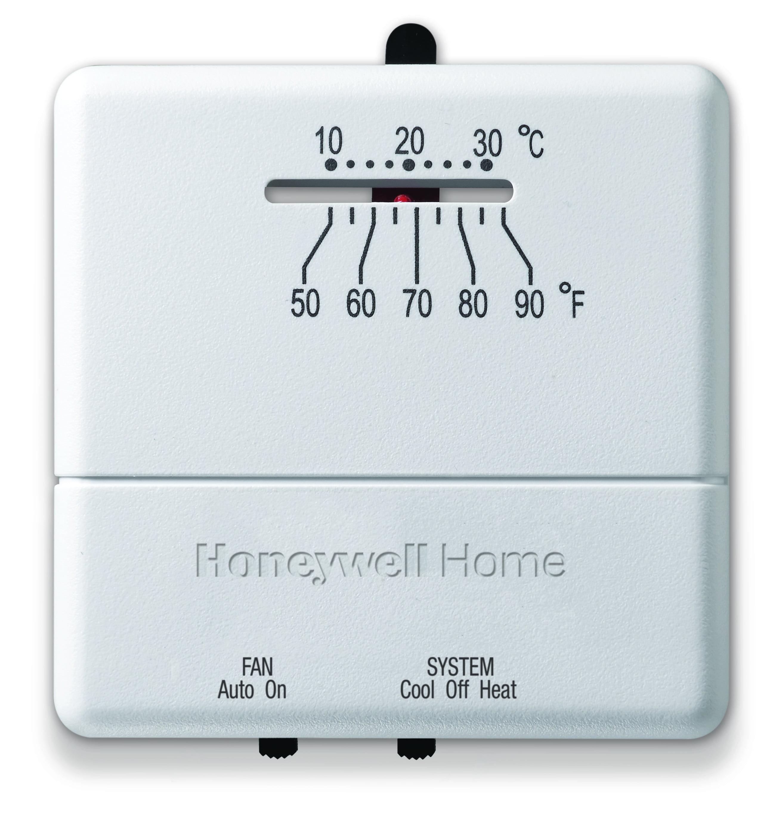 Honeywell CT31A1003 Manual Economy Thermostat – BrickSeek  BrickSeek