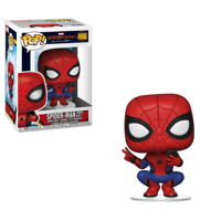Funko POP! Marvel: Spider-Man FFH - Spider-Man (Hero Suit)