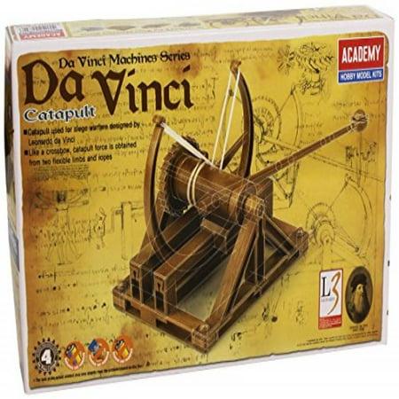 Academy Da Vinci Catapult - Catapult Instructions