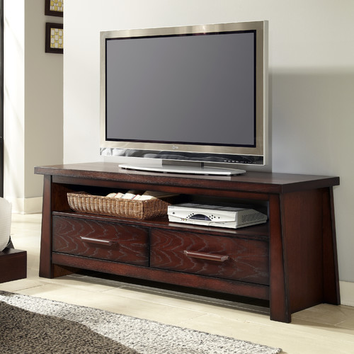 Home Image Fusion 2 Drawer 60'' TV Stand