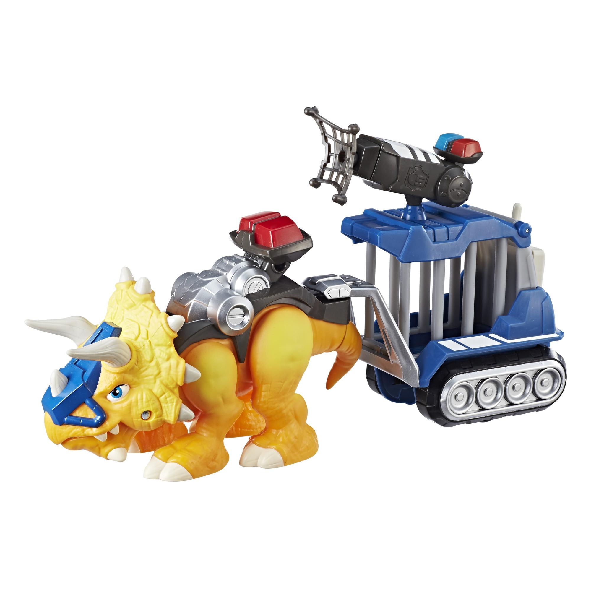 Playskool Heroes Chomp Squad Officer Lockup by Hasbro