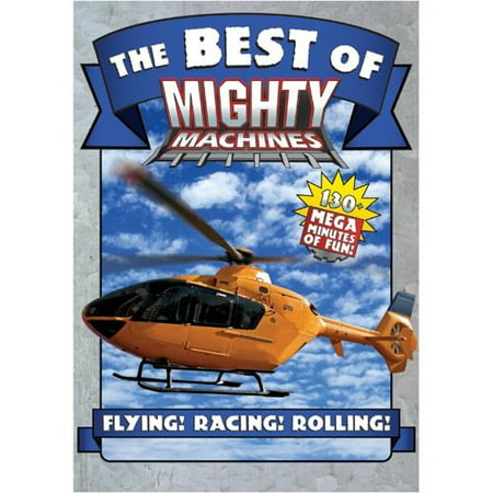 The Best Of Mighty Machines