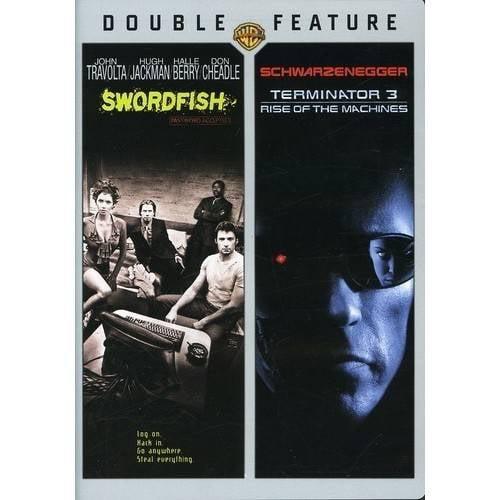 Swordfish / Terminator 3: Rise Of The Machines (Widescreen)