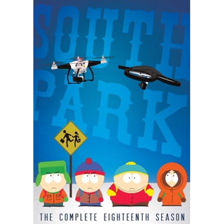 South Park: The Complete Eighteenth Season](South Park Episodes Halloween)
