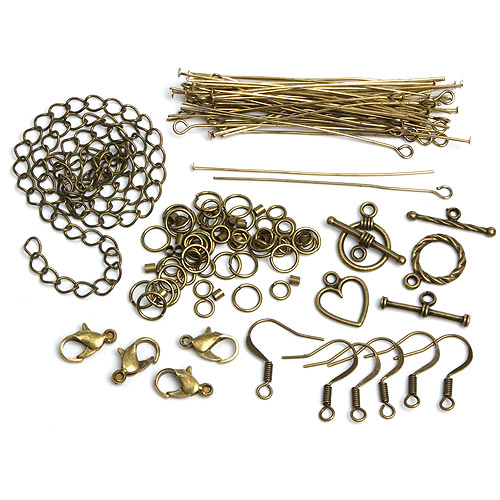 Jewelry Basics Metal Findings, 145/Pkg