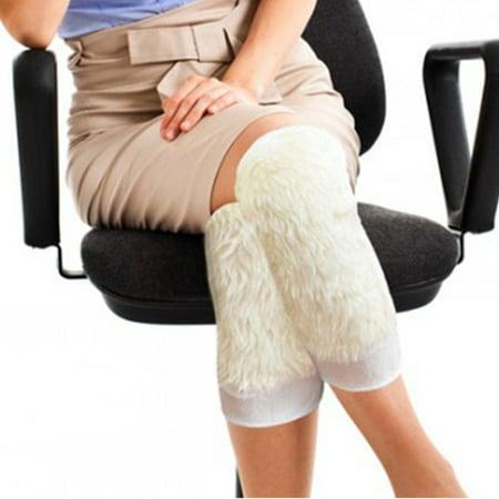 Elastic Leg Warmers Winter Cozy Warm Knee Sleeves For Women (Winter Knee Warmer)