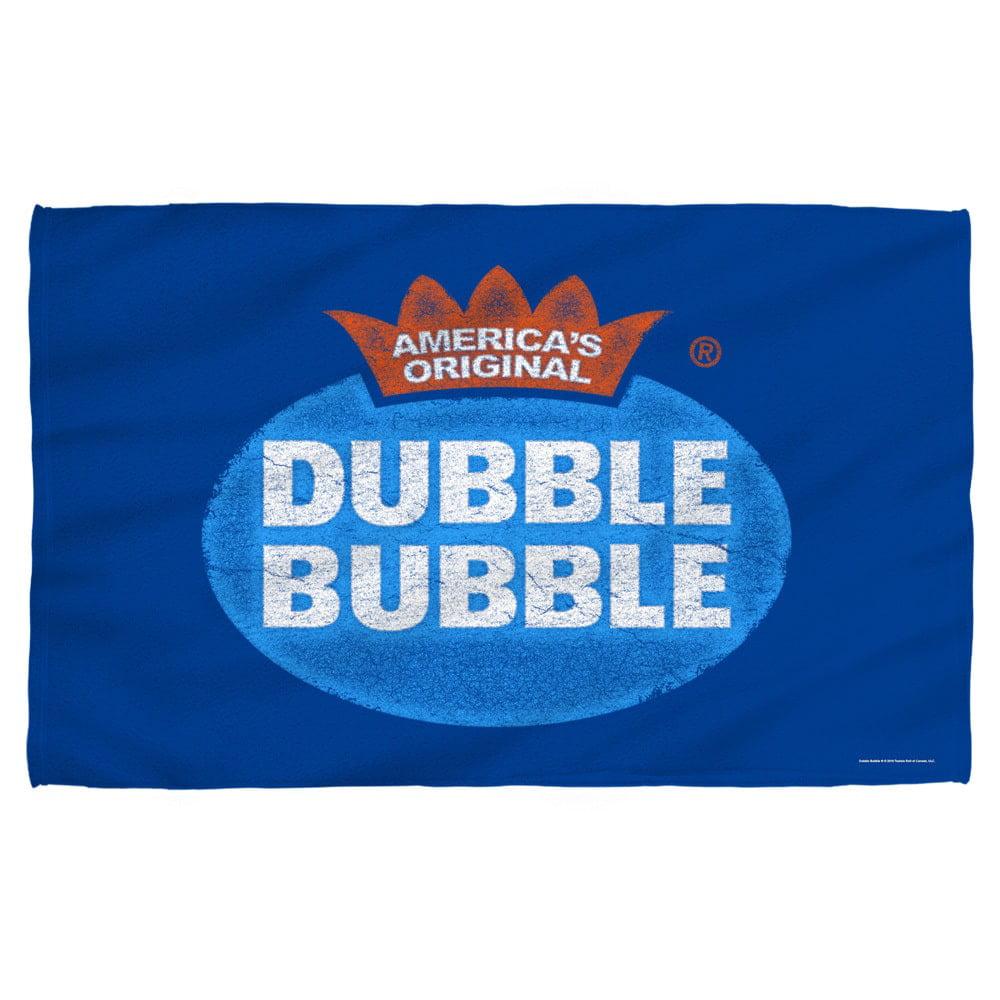 Trevco Dubble Bubble/Vintage Logo Beach Towel