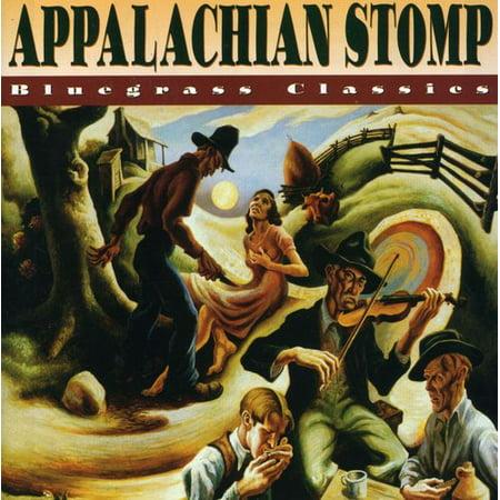 Appalachian Stomp: Bluegrass Classics / Various (The Bluegrass Band)