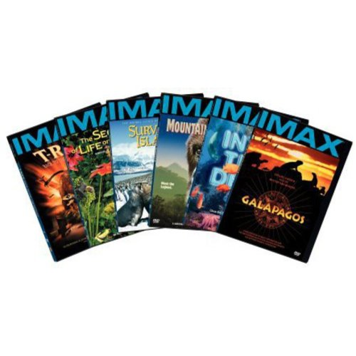 IMAX Nature Collection: Galapagos / Into The Deep / Mountain Gorilla / Survival Island / T-Rex: Back To The Cretaceous / ...
