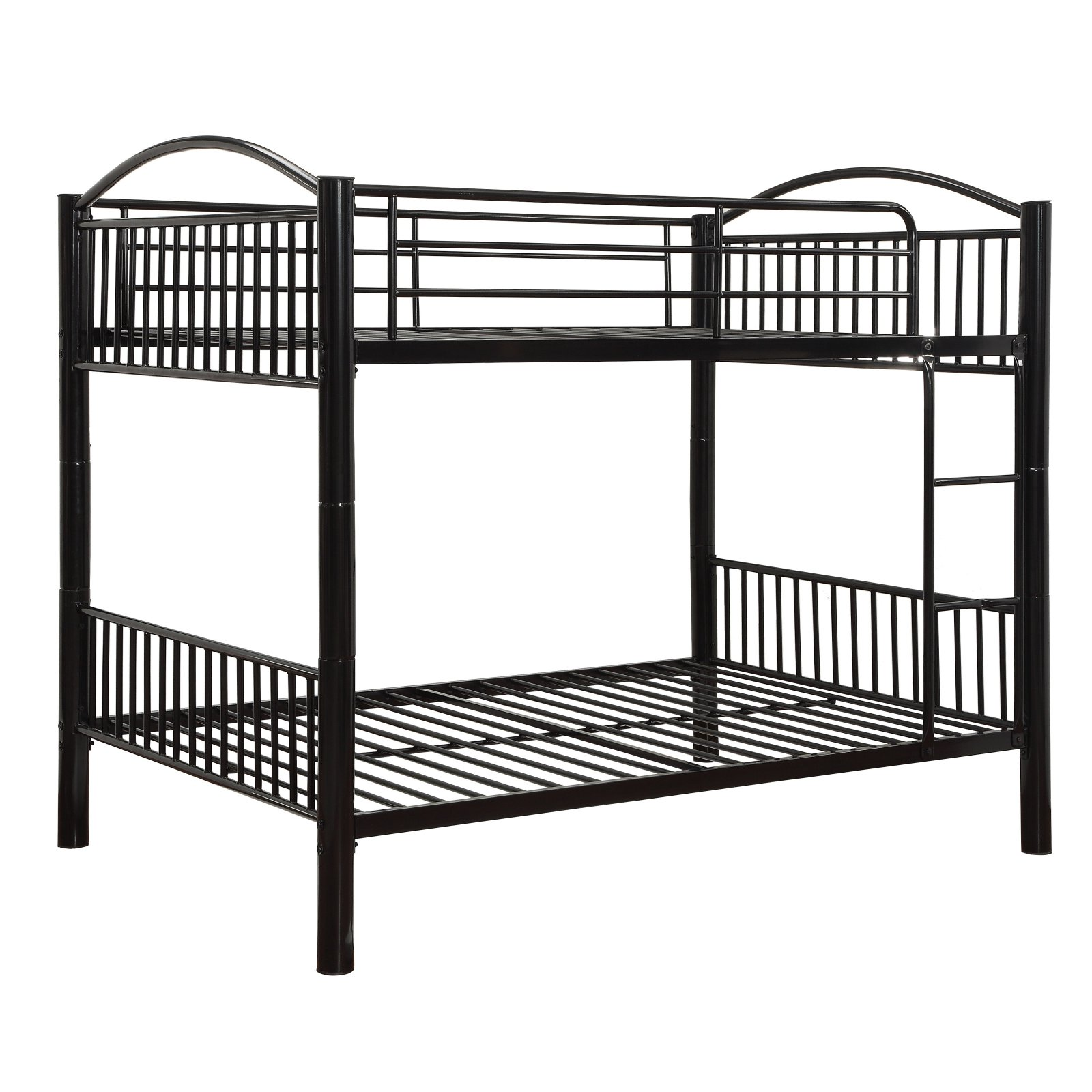 ACME Cayelynn Full over Full Bunk Bed, Black