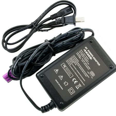 New AC Power Supply Adapter Cord For 0957-2398 HP Deskjet 2512 2514 3000 3050 3050A -