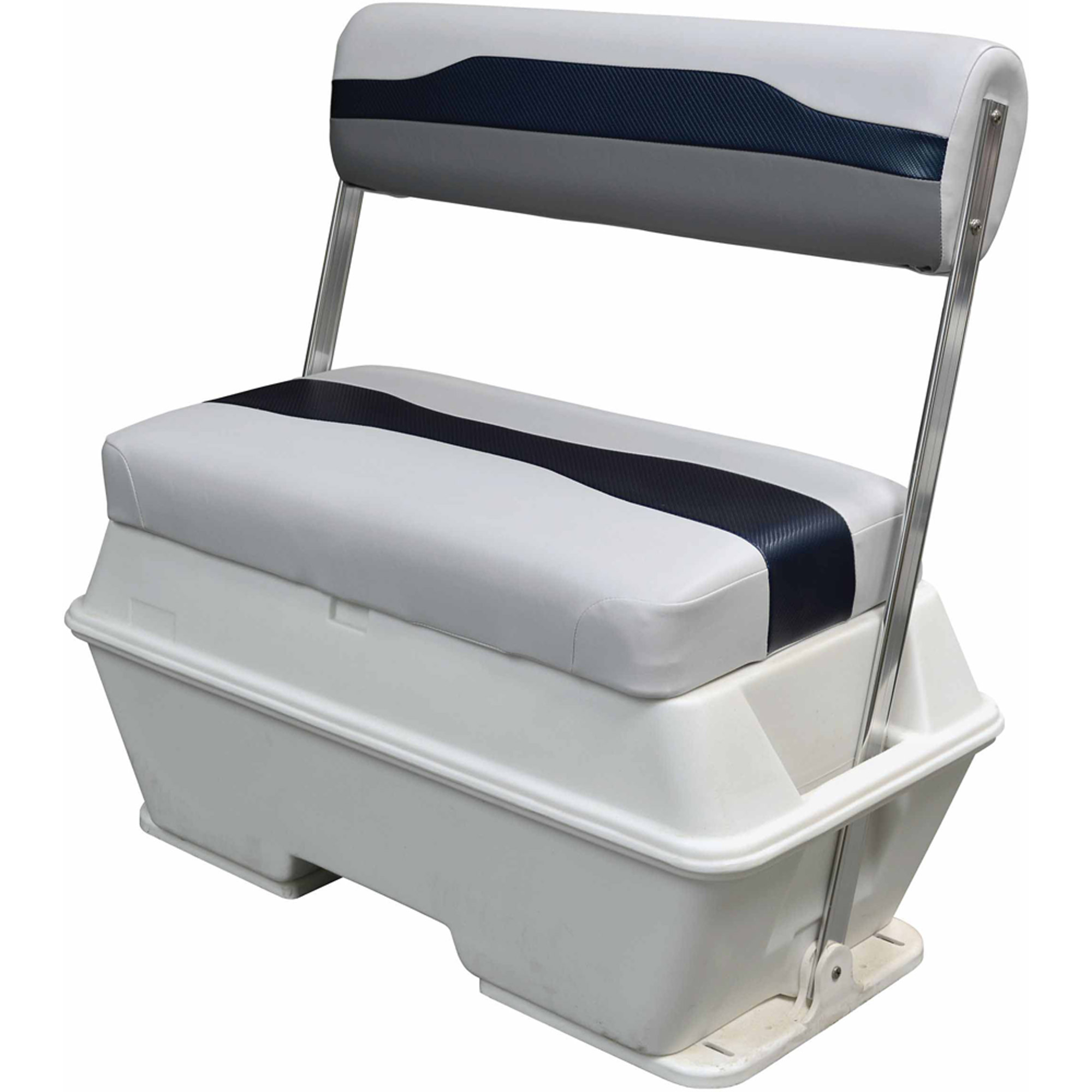 Wise Talon Pontoon 70 qt Swingback Cooler Seat