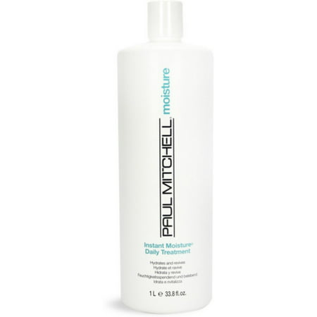 Paul Mitchell Instant Moisture Conditioner Daily Treatment, 33.8 -