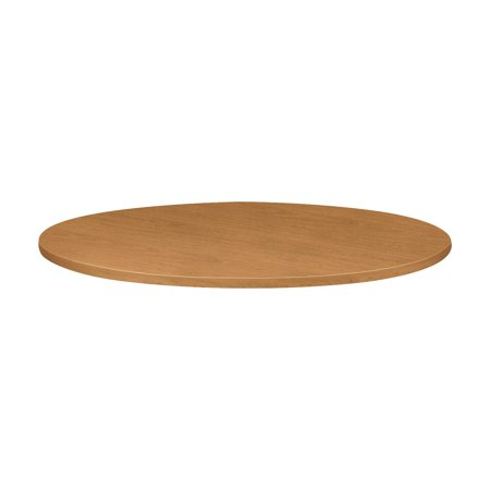 Basyx By Hon Rbt Conference Table Top Round Harvest Top - Hon round conference table