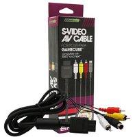 KMD - S-Video & AV Cable for Gamecube
