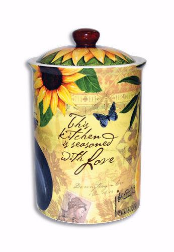 "Cookie Jar-Bella Vita Collection (8.5"") by DIVINITY BOUTIQUE"