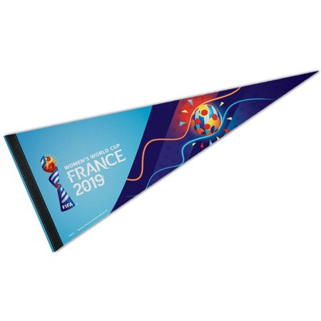 Womens World Cup France 2019 Pennant