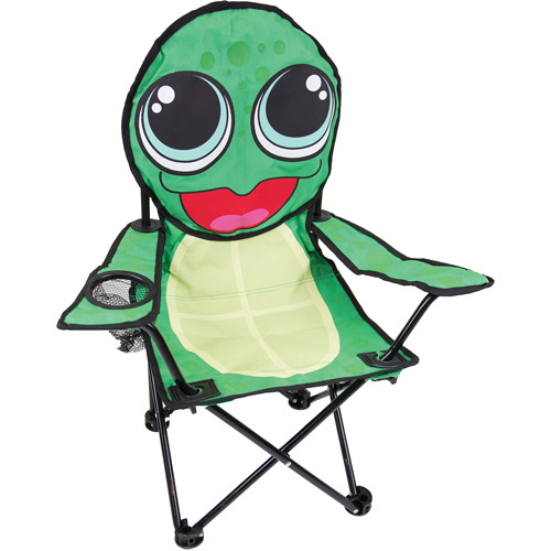 Pacific Play Tents Jerry the Giraffe Folding Chair, Multiple Character