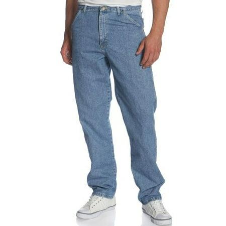 Wear Mens Jeans - Wrangler Men's Rugged Wear Carpenter Jean ,Vintage Indigo,32x30
