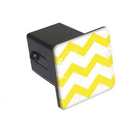 Vintage Just Hitched - Vintage Chevrons Yellow 2