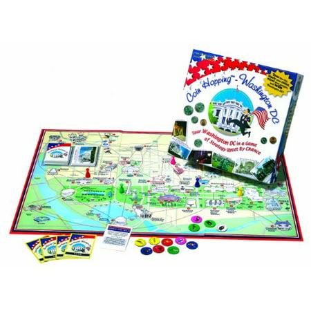 Coin Hopping-Washington DC (Sock Hop Games)