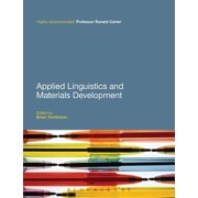 Applied Linguistics and Materials Development. Edited by Brian Tomlinson