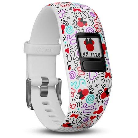 Garmin Vívofit 2 Jr. Fitness Band for Kids - Adjustable Disney Minnie Mouse for $<!---->