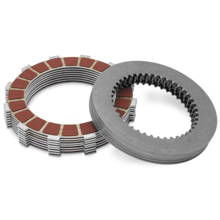 Barnett Tool Eng. Clutch Plate Kit for Rivera   9 Frictions, 10 Steels 306-69-20004