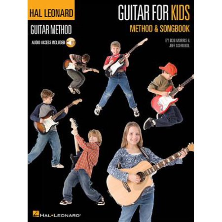 Guitar for Kids Method & Songbook : Hal Leonard Guitar Method