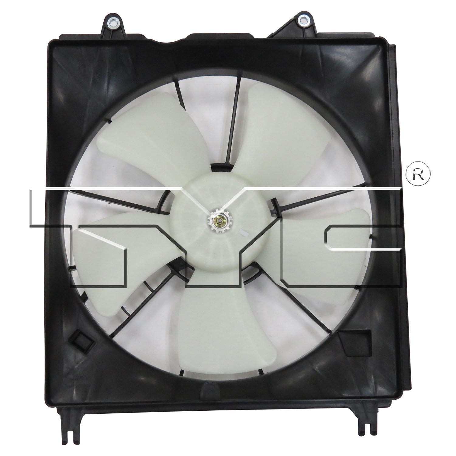TYC 601510 Engine Cooling Fan Assembly for 2010-2012 Acura RDX AC3115121