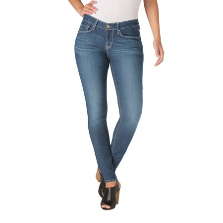 Signature by Levi Strauss & Co. Women's Curvy Skinny