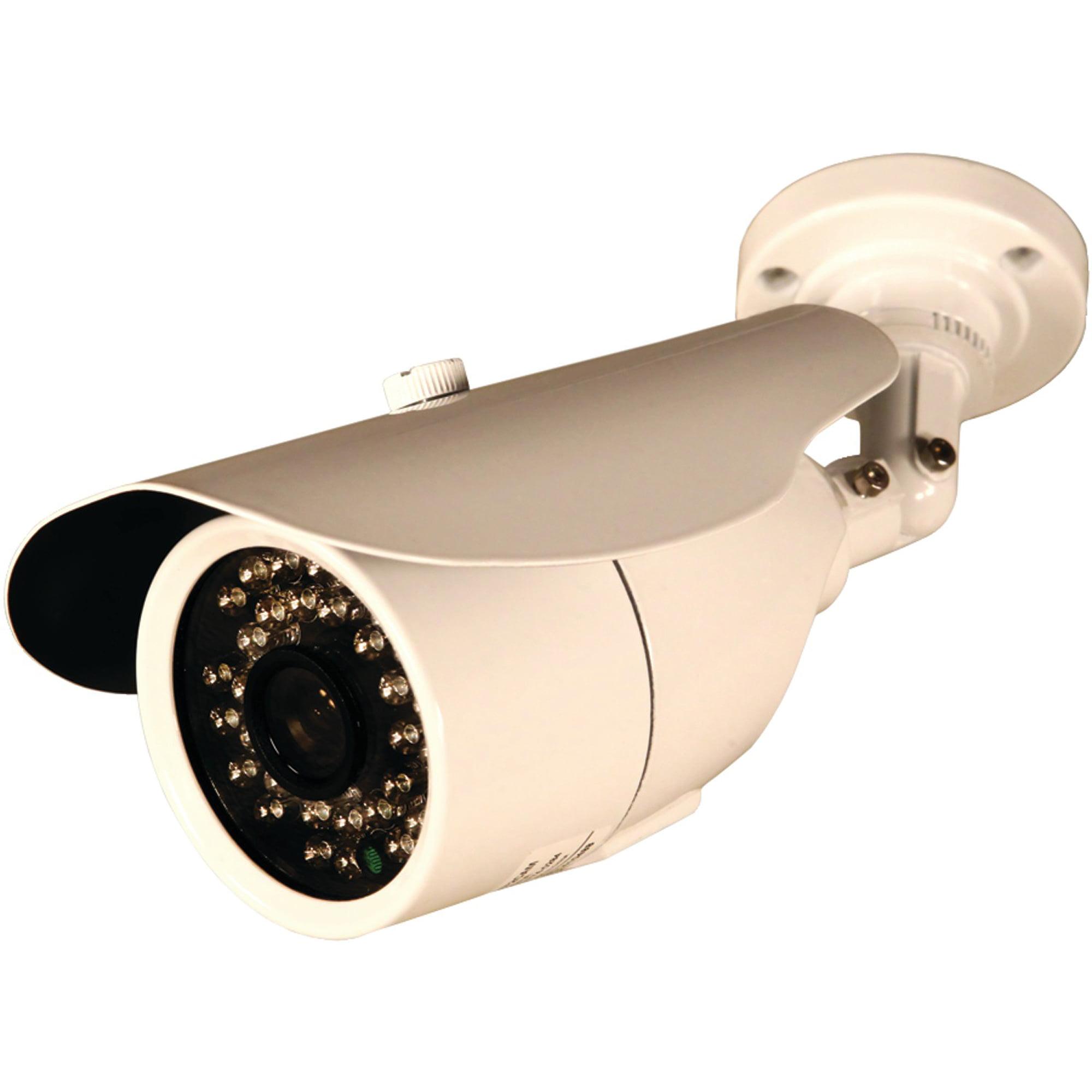 Security Labs SLC-180 800-Line Resolution Weatherproof IR Bullet Camera with IR Cut Filter